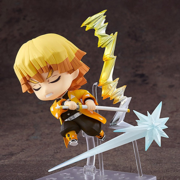 Demon Slayer Zenitsu Agatsuma Nendoroid PVC Action Figure