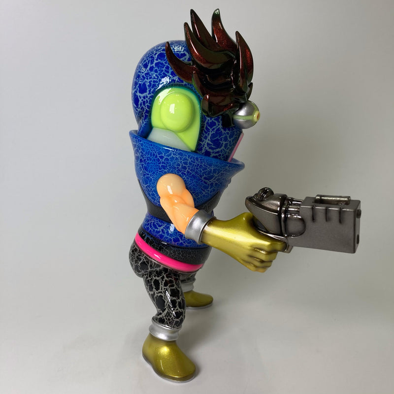 [限量] STUDIO24 ×P@inter-Net ×Toysking  SHOCK-EYE Toysking限量色 蓄光软胶模型