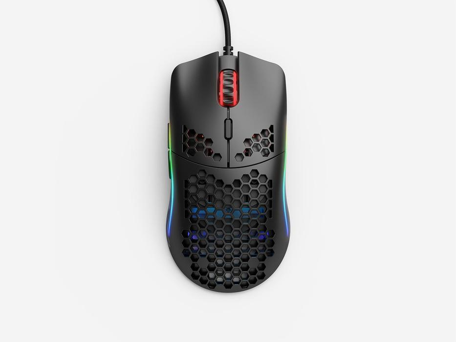 Glorious Model D (Matte Black) Gaming Mouse