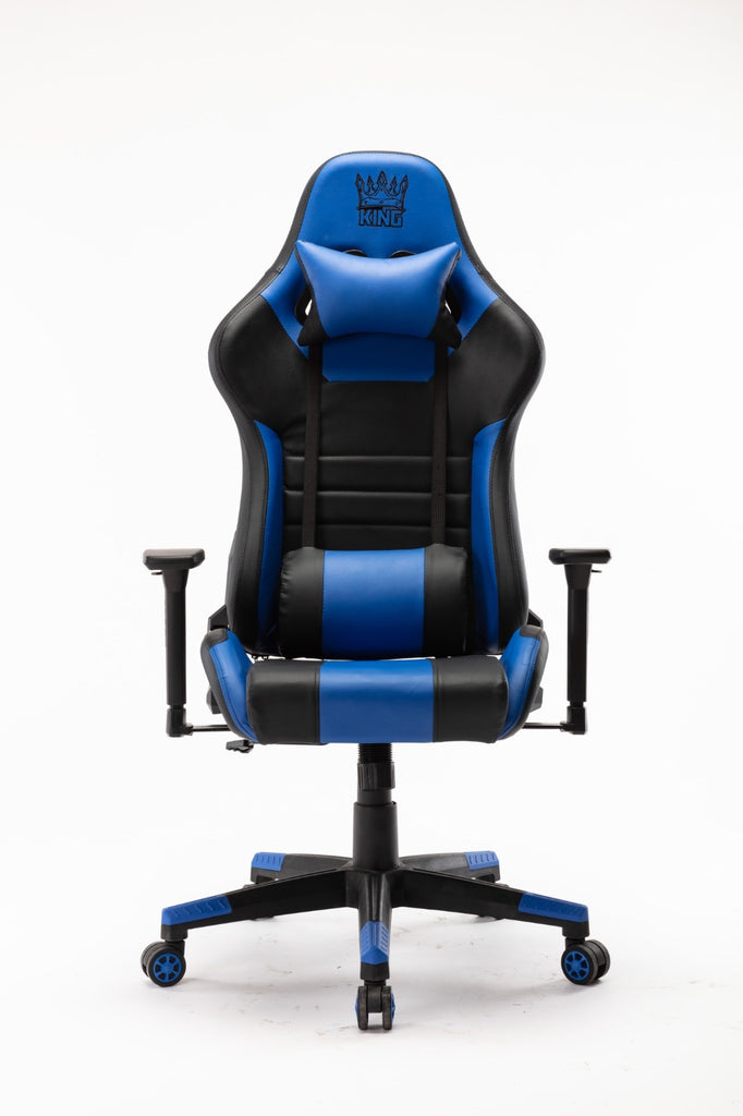 King (Blue) Gaming Chair