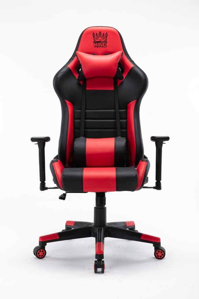 King (Red) Gaming Chair