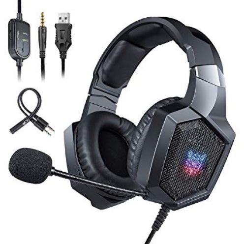 ONIKUMA K8 black Gaming Headset