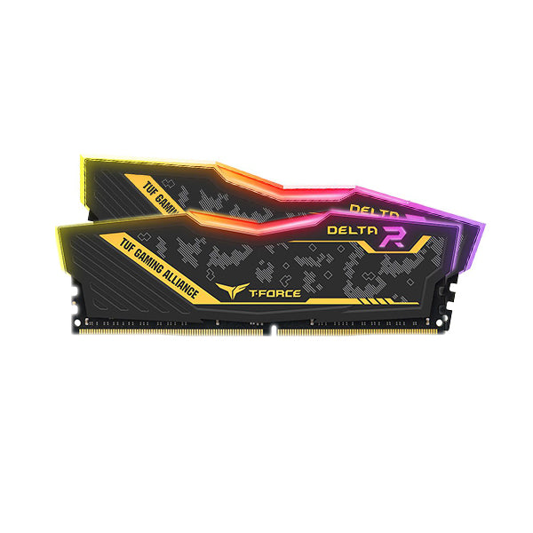 TEAMGROUP T-Force Delta TUF 16 GB DDR4 3200MHz (8GBx2)