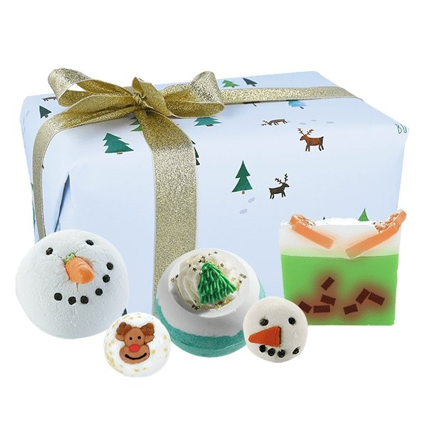 Snow Flurry Gift Pack - Light & Scent