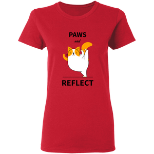 Paws and Reflect - T-Shirt