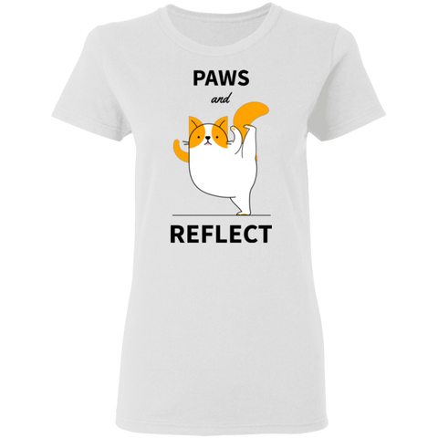 Image of Rescue City: Paws and Reflect T-Shirt