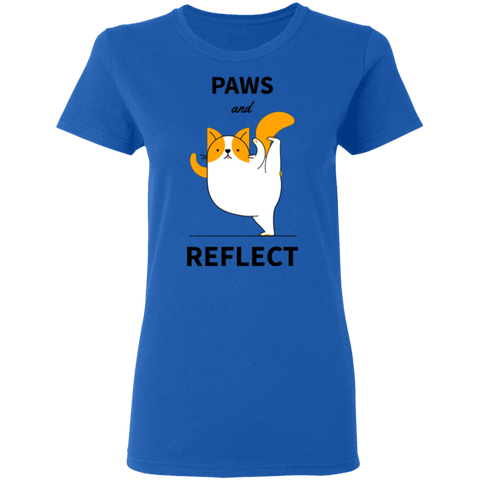 Rescue City: Paws and Reflect T-Shirt