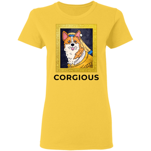 Rescue City: Corgious Corgi T-Shirt