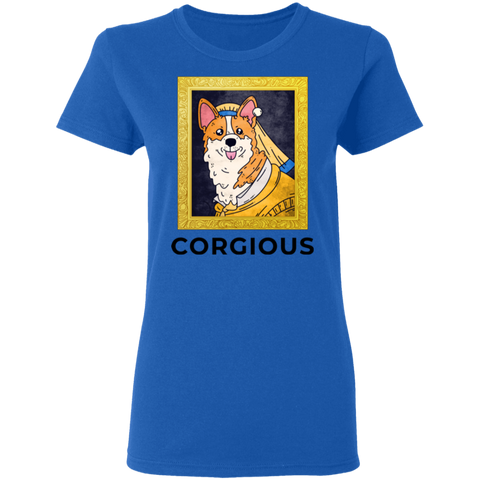 Image of Rescue City: Corgious Corgi T-Shirt
