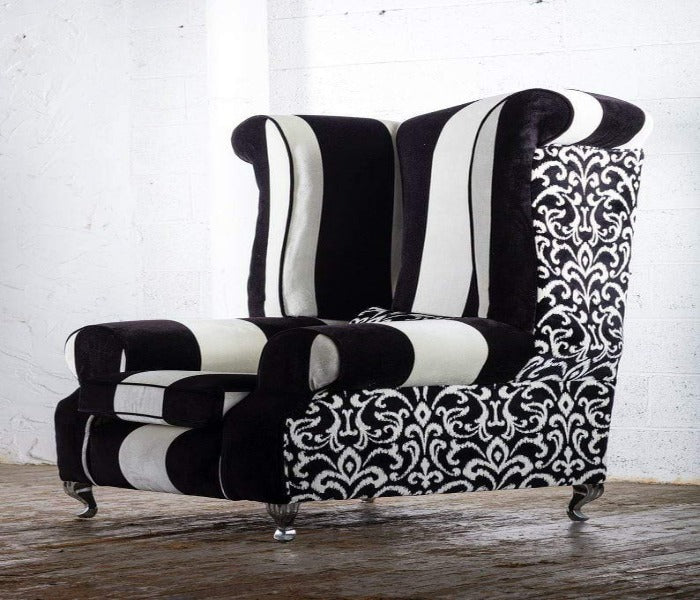 Bossi Armchair - Interior illusions