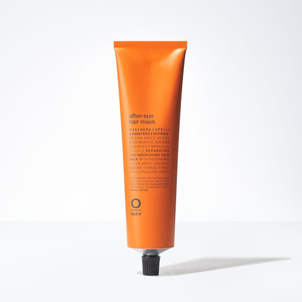 After-Sun Hair Mask