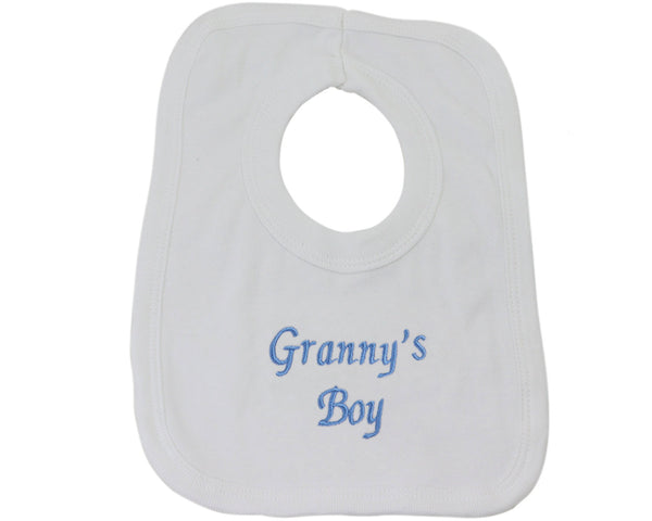 Baby Bibs With Personalised Slogan
