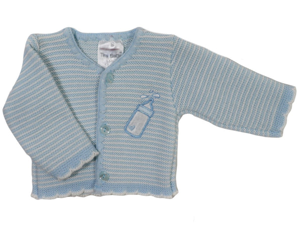 Premature Knitted Baby Cardigan