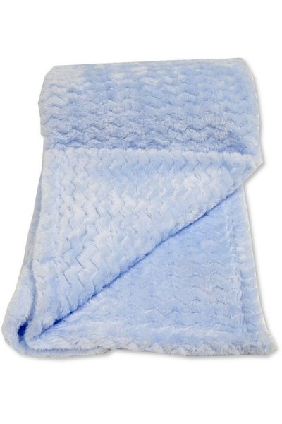 Baby Jacquard Flannel Wrap