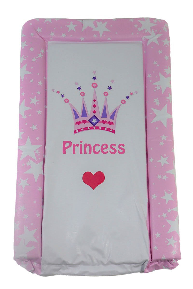 Princess Baby Deluxe Changing Mat