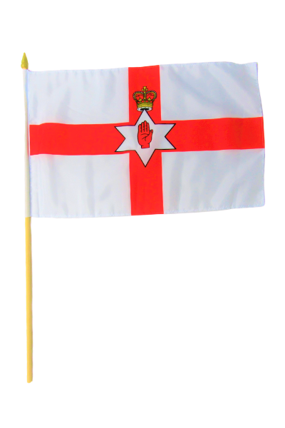 Northern Ireland Large Hand Flag