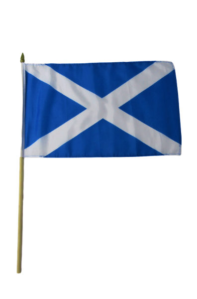 Scotland St Andrew Large Hand Flag