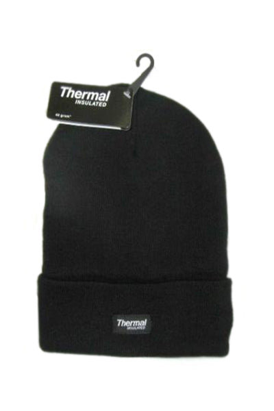Thermal Turn Up Beanies