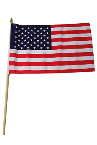 United States of America Large Hand Flag