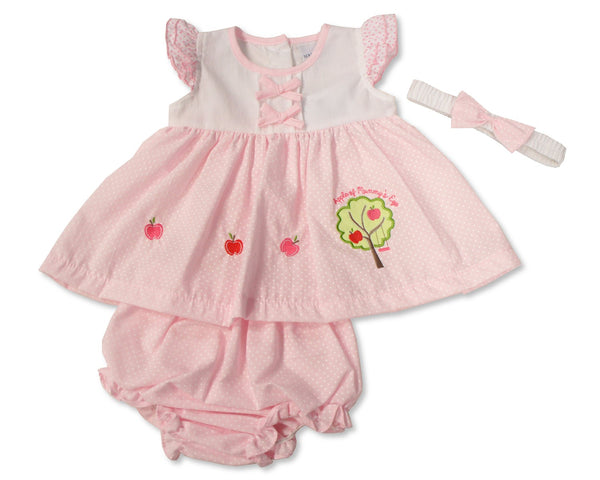 Apple of Mummy's Eye Dress