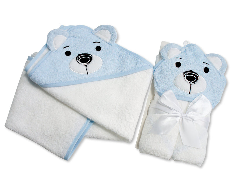 Baby Hooded Teddy Bear Towel