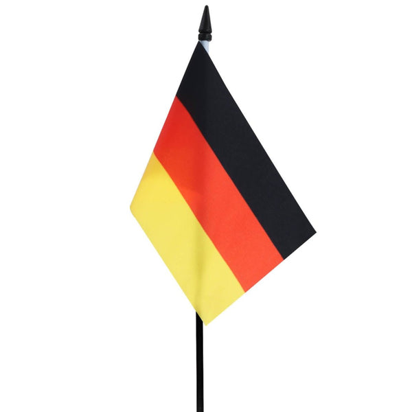 Germany Small Table Flag