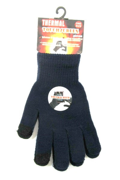 Touch Screen Thermal Knitted Gloves