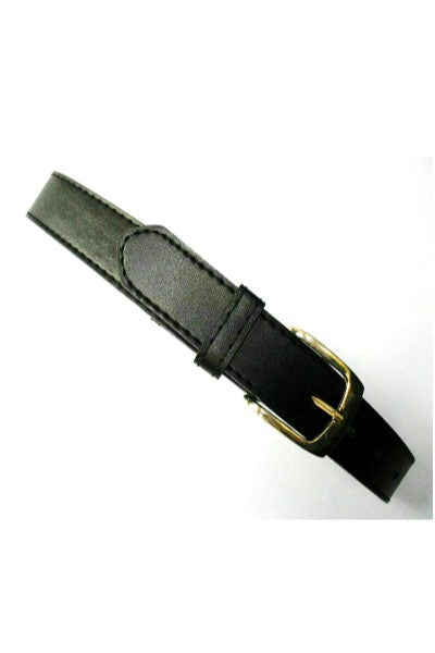 Leather Lined Buckle Belts