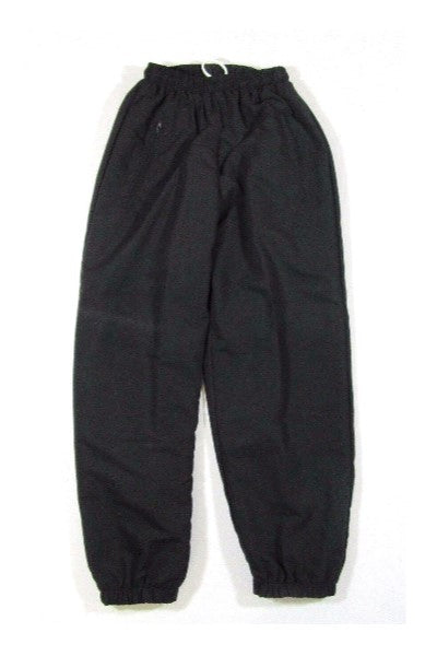 Microfibre Joggers with Elasticated Leg