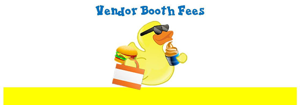 NON-PROFIT - Vendor Booth Fees