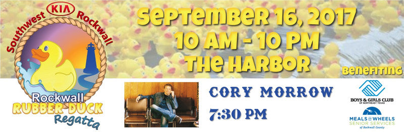 Special offers from Rockwall Rubber Duck Regatta