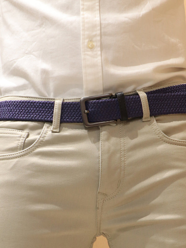 Club Navy Belt