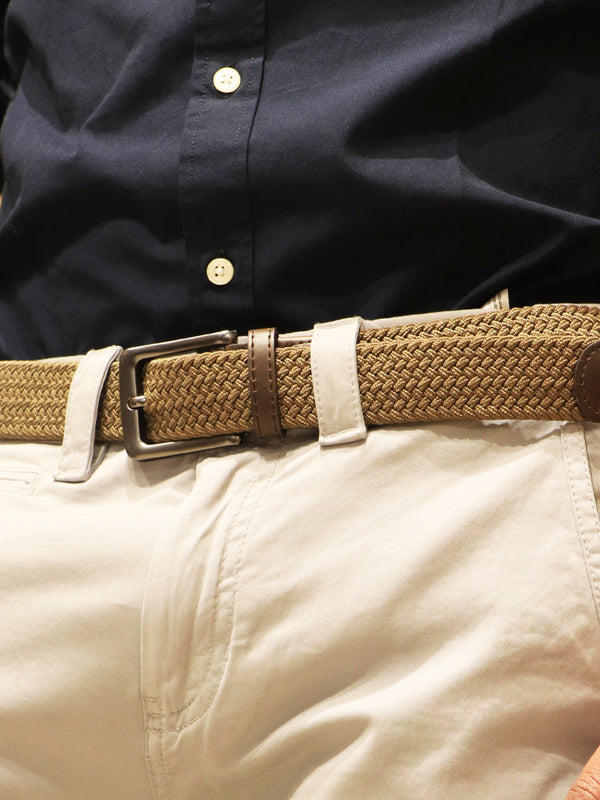 British Tan Belt