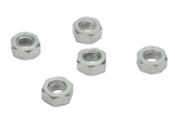 Aluminium Hex Nuts - DisTech Automation - 2