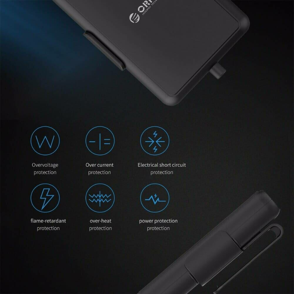 5 USB Ports Quick Charge 3.0 Car Charger