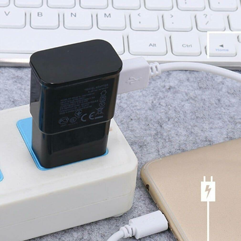 Dual USB 2A Fast Charger