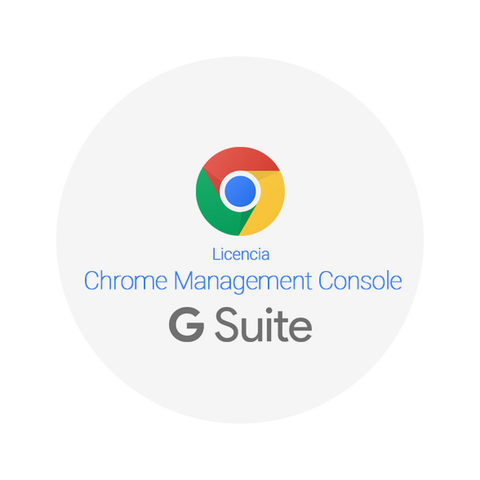 Licencia Chrome Management Console-Arroba System