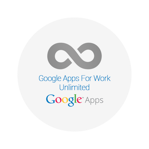 Google Apps Unlimited - G Suite Business-Arroba System