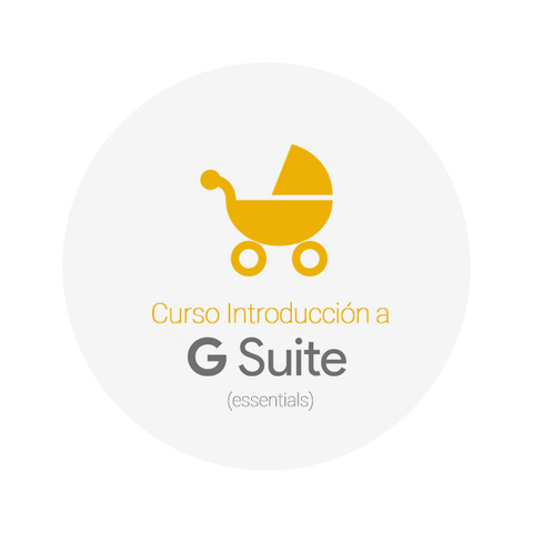 Curso G Suite (essentials)