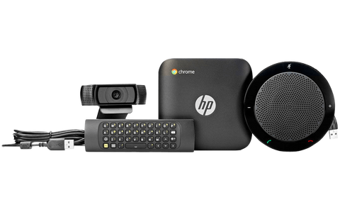 Chromebox for Meetings HP