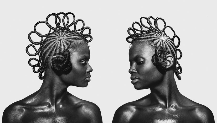 The Nuanced Artistry of Braided Coiffure
