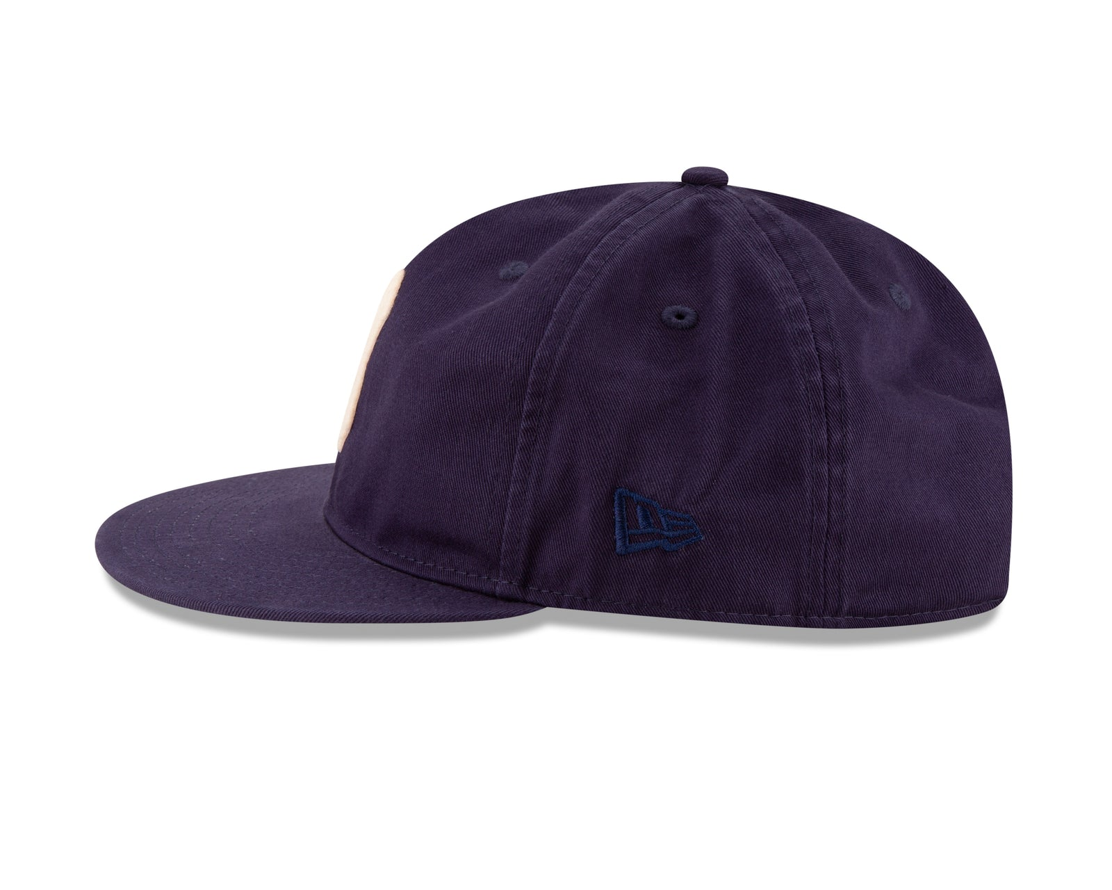 BKc x New Era Felt 'B' Varsity Cotton Cap Navy
