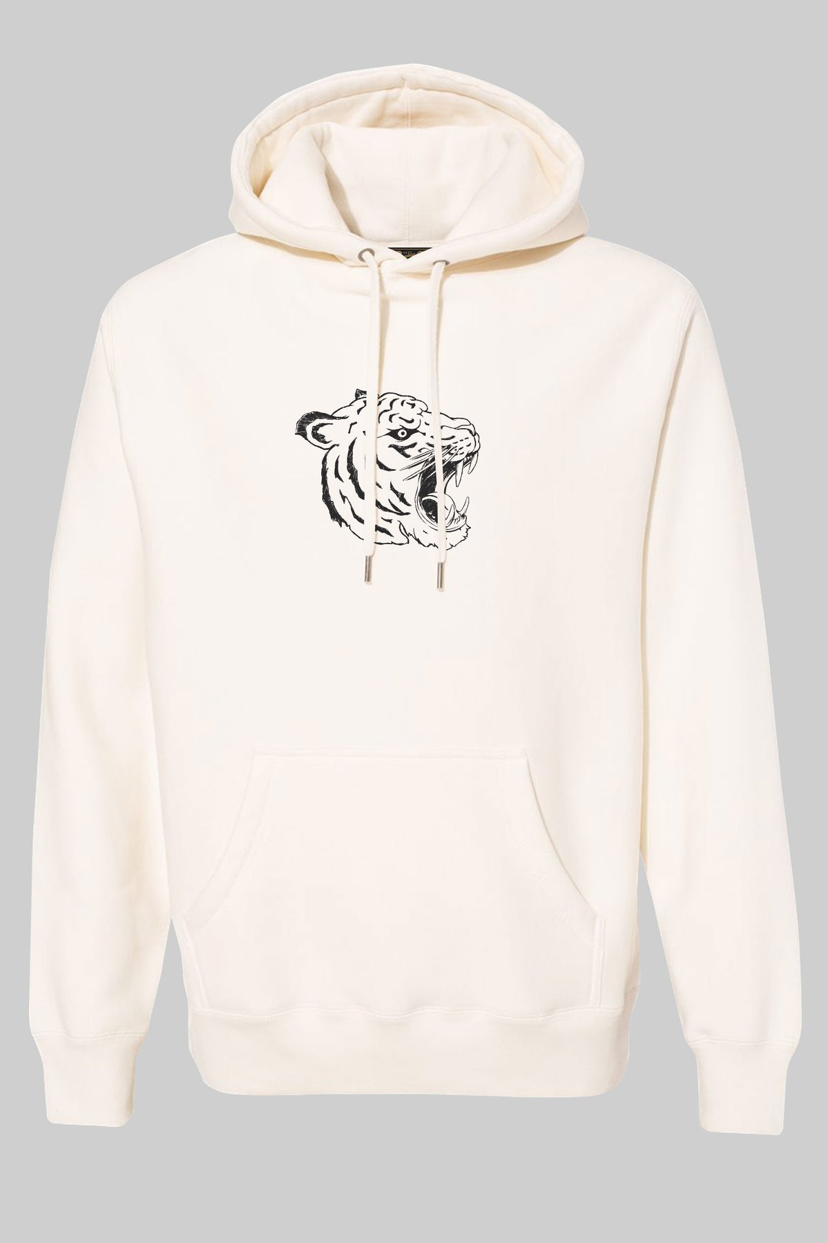Anniversary Tiger hoody Natural/Black