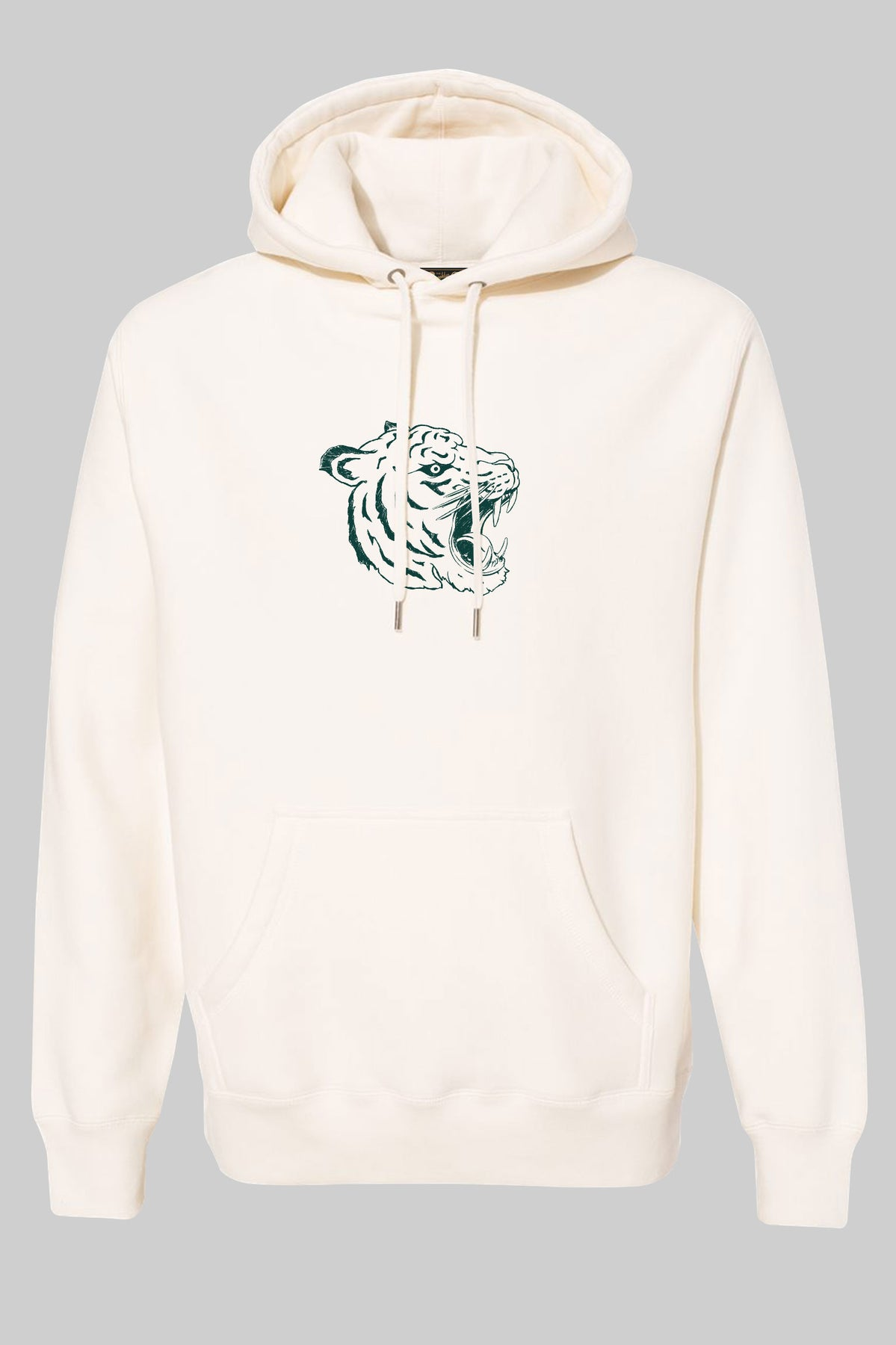 Anniversary Tiger hoody Natural/Green