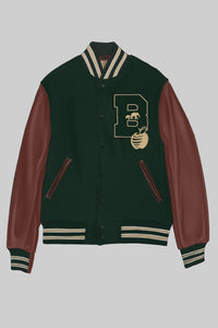"SOLD OUT! PRE-ORDER: BKc + Jack Daniel's ""Big Apple"" varsity (DROP 2)"
