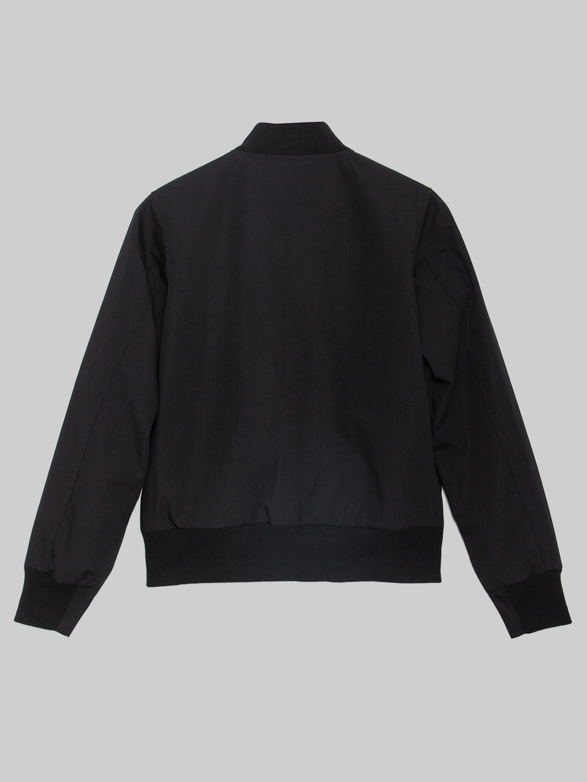 """Triple Black"" Cotton Varsity (MEN)"