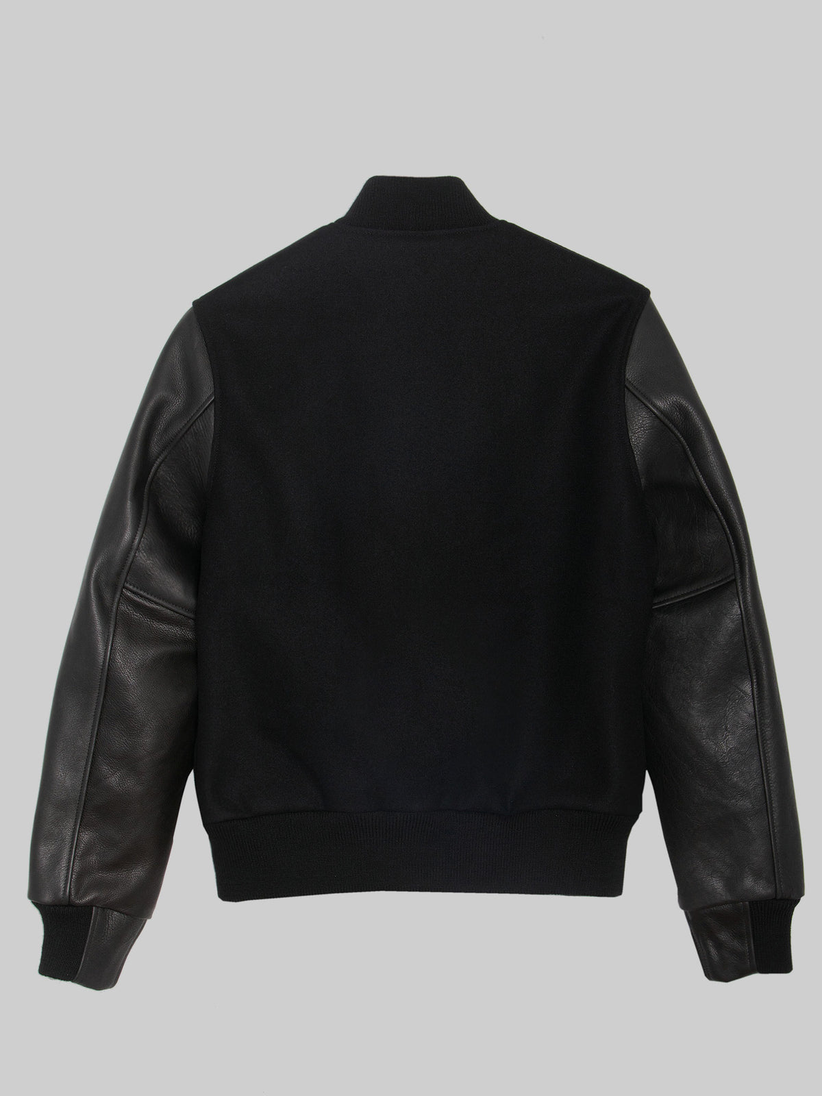 "NEW PRE-ORDER/RE-RELEASE ""Triple Black Bomber"" Varsity"