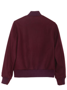 Ruby Wine All Wool (MEN)