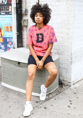 "BKc x Cold Summer ""Collegiate B"" Tee"