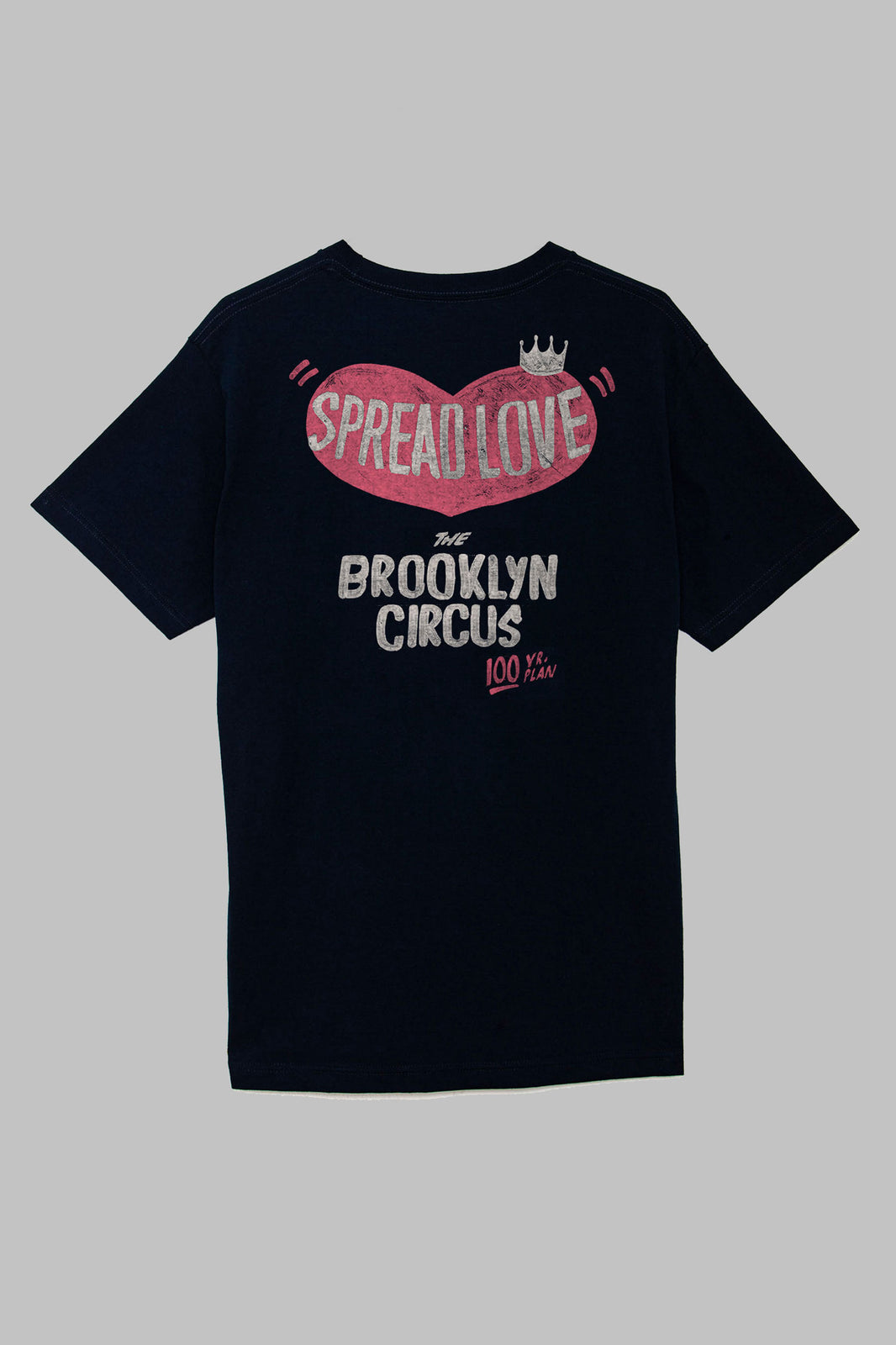 "BKc ""SPREAD LOVE"" Black"
